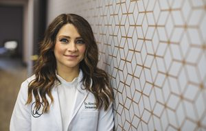 Portrait of Dr. Ashley Kittridge